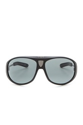 Diesel Unisex Injected Sunglasses Green