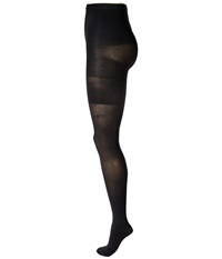 Spanx High Waisted Luxe Leg Very Black Hose
