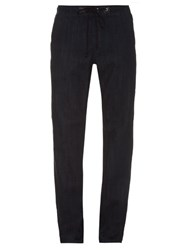 A.P.C. Pantalon Jam Denim Trousers Dark Navy