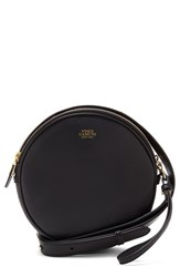 Vince Camuto 'Brena' Leather Crossbody Bag Black