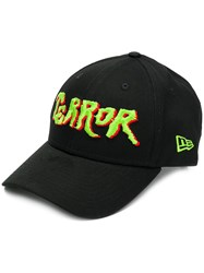 Ktz Terror Embroidered Cap Black