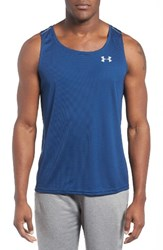 Under Armour Men's Coolswitch Tank Blackout Navy