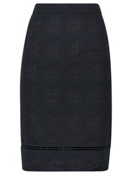 Planet Skirt Dark Blue