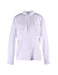 Thakoon Addition Shirts White