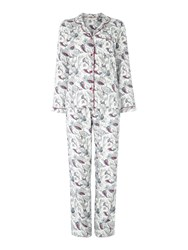 Cyberjammies Harriet Print Pyjama Set Multi Coloured Multi Coloured