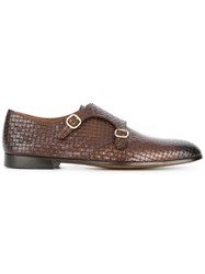 Doucal's Buckled Shoes Brown