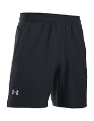 Under Armour Solid Base Layer Shorts Black