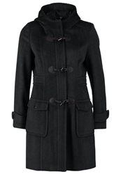 More And More Classic Coat Anthrazit Anthracite