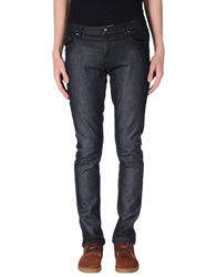 Tom Rebl Denim Pants Steel Grey