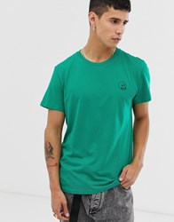Cheap Monday Tiny Skull T Shirt Green