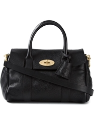 Mulberry Small 'Bayswater' Tote Black