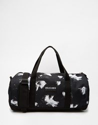 Religion Doves Carryall Black
