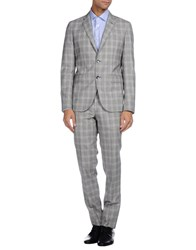 Brian Dales Suits And Jackets Suits Men Light Grey