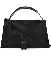 Sandro Alea Leather Cross Body Noir