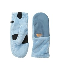 The North Face Denali Thermal Mitt Tofino Blue Cool Blue Extreme Cold Weather Gloves