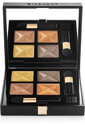Givenchy Beauty Prisme Quatuor Intense And Radiant Eyeshadow Audacieux Gold