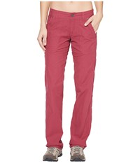 Kuhl Kendra Pant Plum Women's Casual Pants Purple