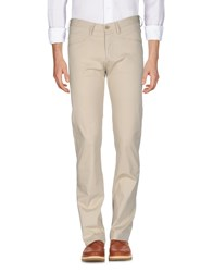 Peuterey Casual Pants Ivory