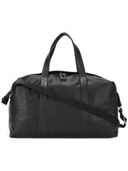 Maison Martin Margiela Lightweight Weekend Bag Black