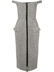 Camilla And Marc Amara Tweed Dress 60