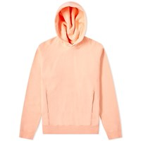 Nonnative Dweller Over Dyed Popover Hoody Pink