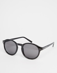 Cheap Monday Circle Sunglasses Black