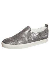 Dockers By Gerli Slipons Silber Silver
