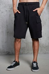 Forever 21 French Terry Cargo Shorts