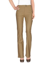 Cnc Costume National C'n'c' Costume National Trousers Casual Trousers Women Khaki
