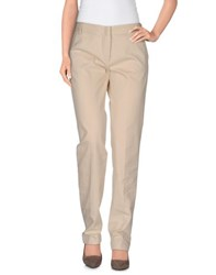 Gerard Darel Trousers Casual Trousers Women Beige