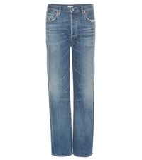 Citizens Of Humanity Andie High Rise Jeans Blue
