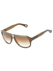 Dita Eyewear 'Anvil Drx 19006C' Sunglasses Brown