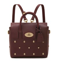 Mulberry Cara Mini Rivet Backpack Female