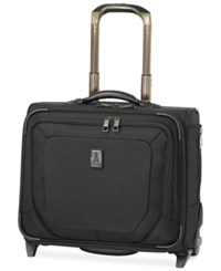 Travelpro Crew 10 Rolling Carry On Tote Black