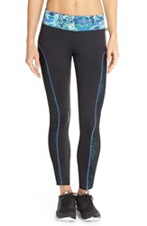 Women's Maaji 'Windsor Walk' Leggings Black