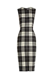 Max Mara Miriam Dress Black Cream