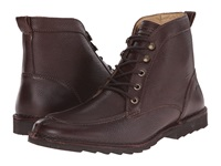 Tommy Bahama Glenrock Ebony Men's Dress Lace Up Boots Black