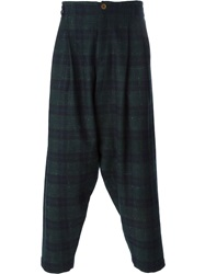 Henrik Vibskov 'Rain Chain' Trousers Green