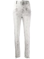 Isabel Marant Faded Slim Jeans 60