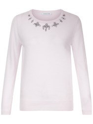 Fenn Wright Manson Eclipse Jumper Pale Pink