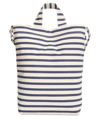 Baggu Duck Canvas North South Tote Sailor Stripe