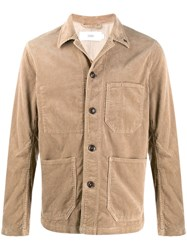 Closed Corduroy Jacket Neutrals