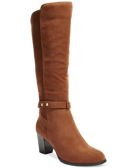 Styleandco. Style And Co. Geanita Dress Boots Only At Macy's Women's Shoes