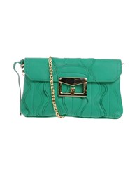 Annarita N. Handbags Green