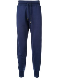 Love Moschino Track Trousers Blue