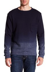 Sovereign Code Lebron Ombre Pullover Blue
