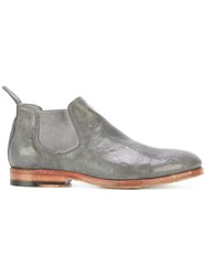Measponte Ankle Boots Grey