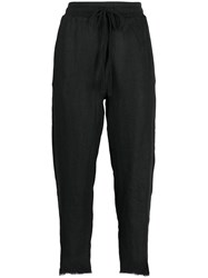 Thom Krom High Waisted Tapered Trousers 60