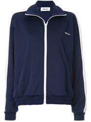 Ambush Zipped Track Jacket Blue