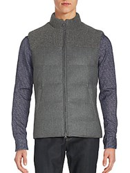 Brunello Cucinelli Cashmere Sweater Vest Light Grey